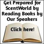 Buy books written by our ScentWorld 2013 speakers